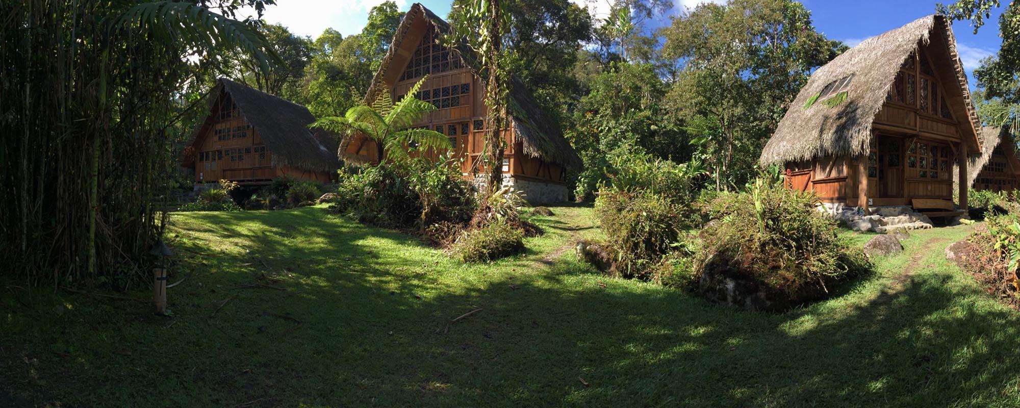 Cabañas El Monte Sustainable Lodge, Mindo