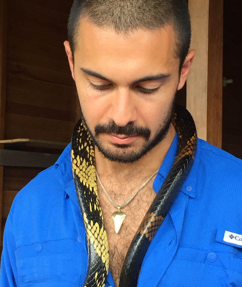 Volunteer, Eden Amazon Lodge, El Monte Sustainable Lodge