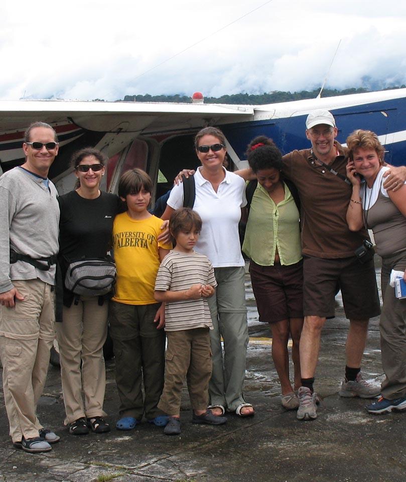 Otobo Amazon Safari Tour Group, El Monte Sustainable Lodge