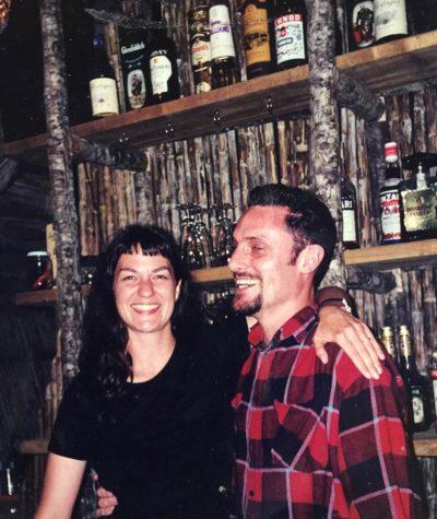 Volunteers, El Monte Sustainable Lodge, Mindo