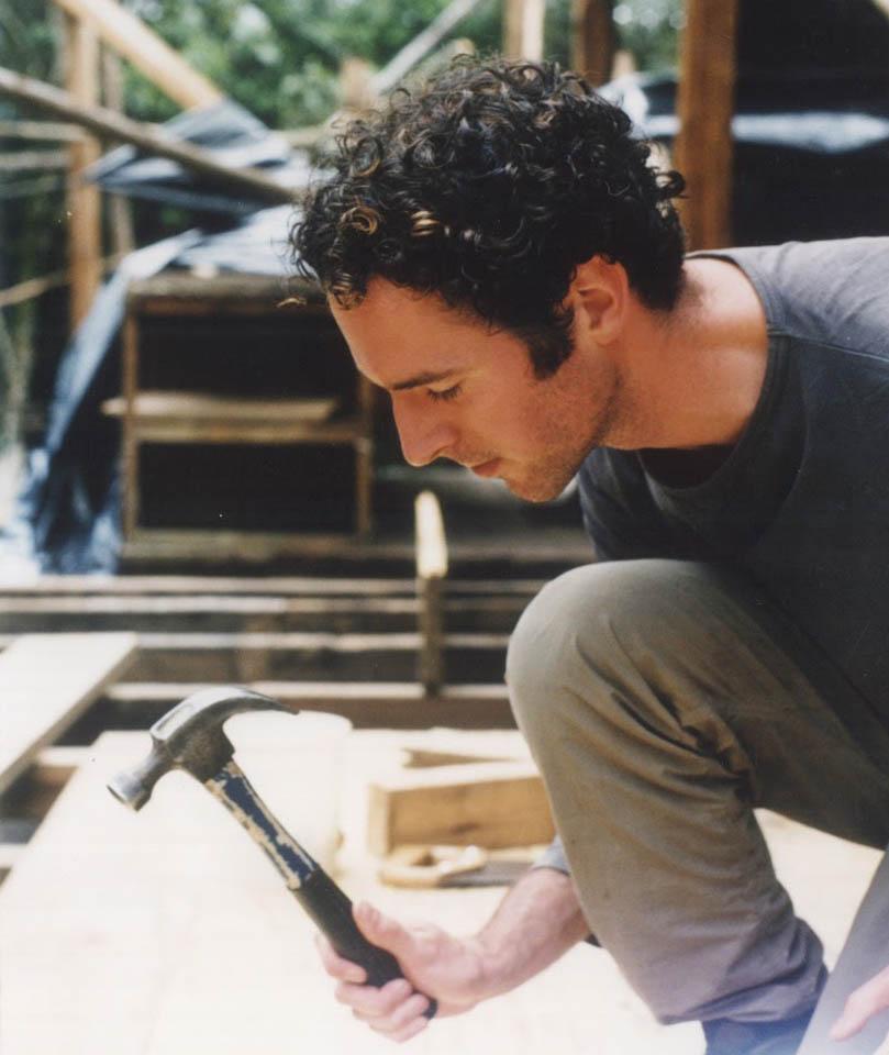 Volunteer, El Monte Sustainable Lodge, MIndo
