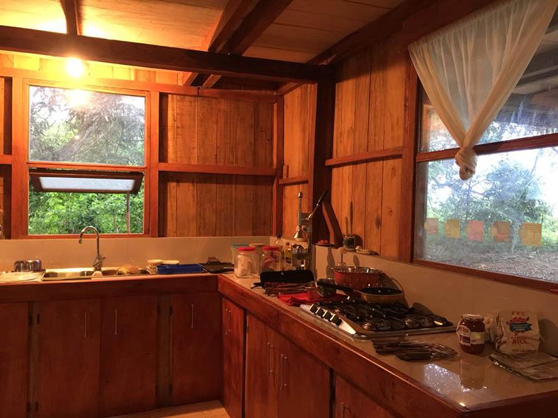 Kitchen, Casa Tenorio, Bolivar Ecuador, El Monte Sustainable Lodge