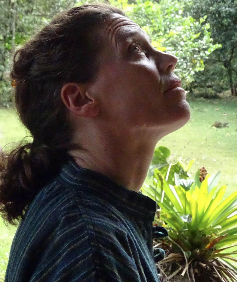 Julia, Volunteer El Monte Sustainable Lodge, Mindo Ecuador