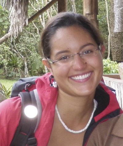 Young Volunteer, El Monte Sustainable Lodge, Mindo Ecuador