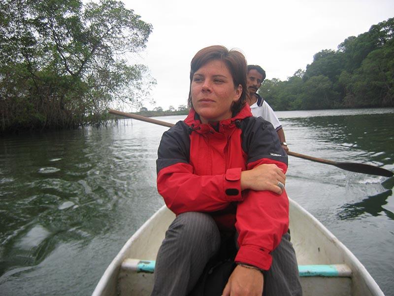 Mangroves Bolivar Ecuador El Monte Sustainable Lodge