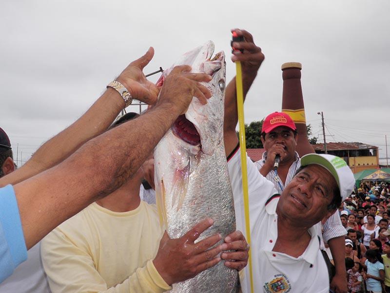 Sea Bass Festival Cojimies Ecuador El Monte Sustainable Lodge