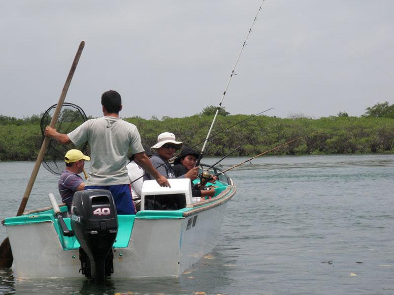 Sea Bass Festival Cojimes Ecuador El Monte Sustainable Lodge