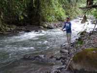 Fishing Rio Mindo Ecuador El Monte Sustainable Lodge
